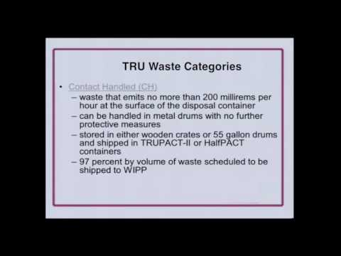 NRC Radioactive Waste Part 4