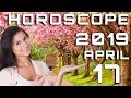 Today's Daily Horoscope April 17, 2019 Each Zodiac Signs