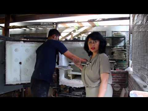 Made In Indonesia Kriya Keramik 181 Bandung - NET5