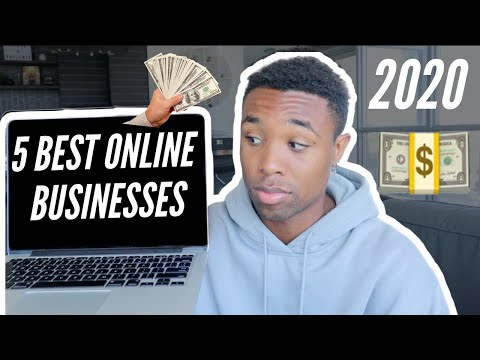 5 BEST Online Businesses To Start In 2021 For Beginners