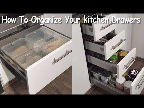 how to organize kitchen drawers how to organize your kitchen drawers kitchen drawer 7299