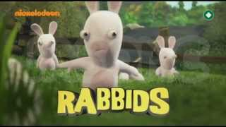 Rabbids Invasion Promo [Nickelodeon Greece]