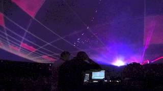 Boss Axis @ Le Voyage Abstrait Deluxe Planetarium Hamburg