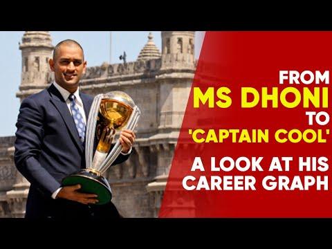 Happy Birthday, Mahendra Singh Dhoni! | NewsMo