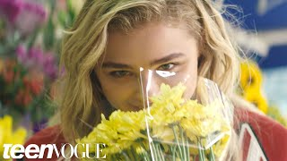 Watch Chloe Grace Moretz Spend a Day in Brooklyn, New York | Teen Vogue