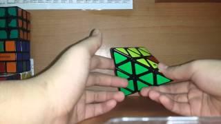 cch giải đỉnh pyraminx