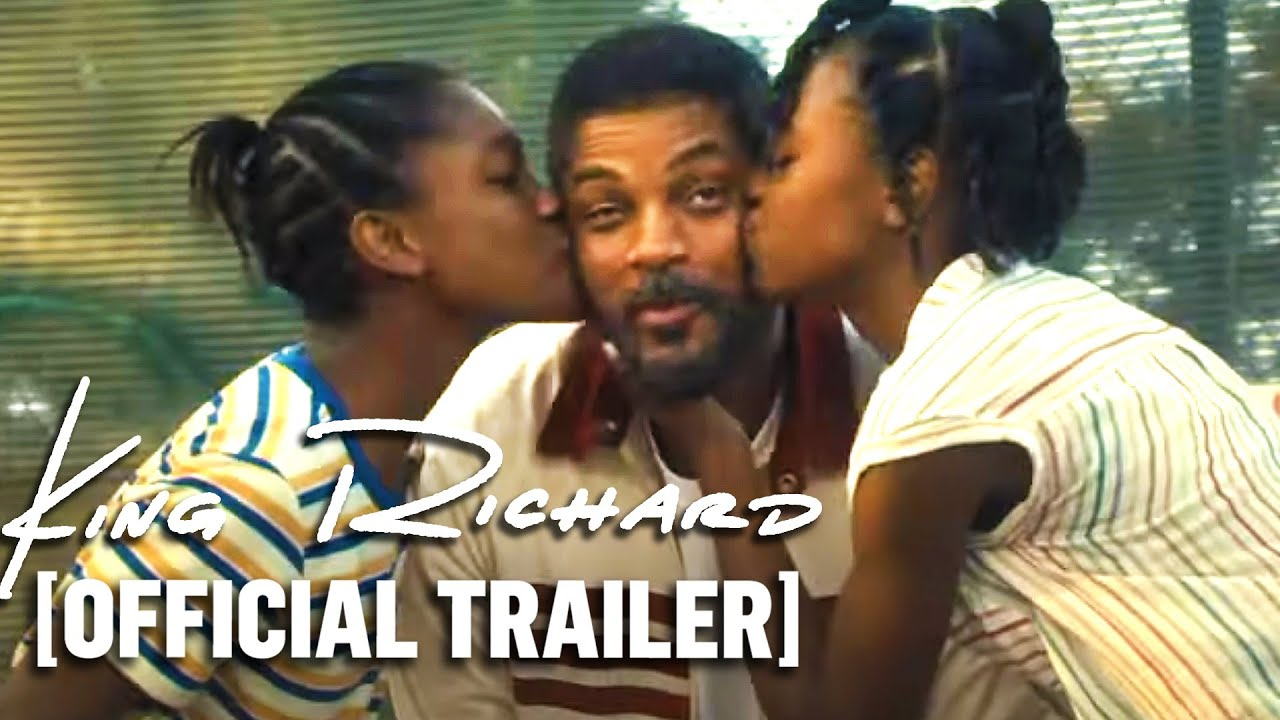 Download King Richard - Official Trailer 2 Starring Will Smith