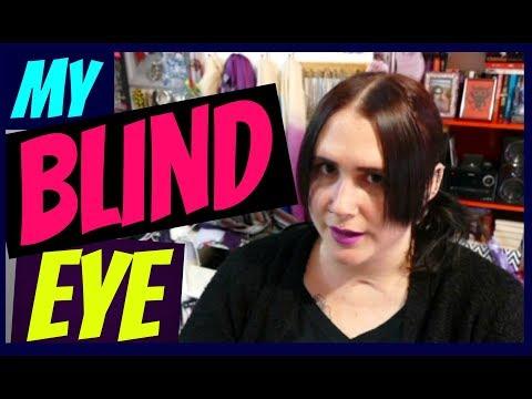 How I Became Half Blind *My Lazy Eye*