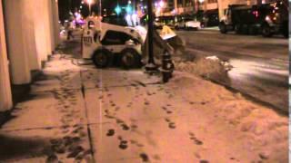 Sidewalk Clearing