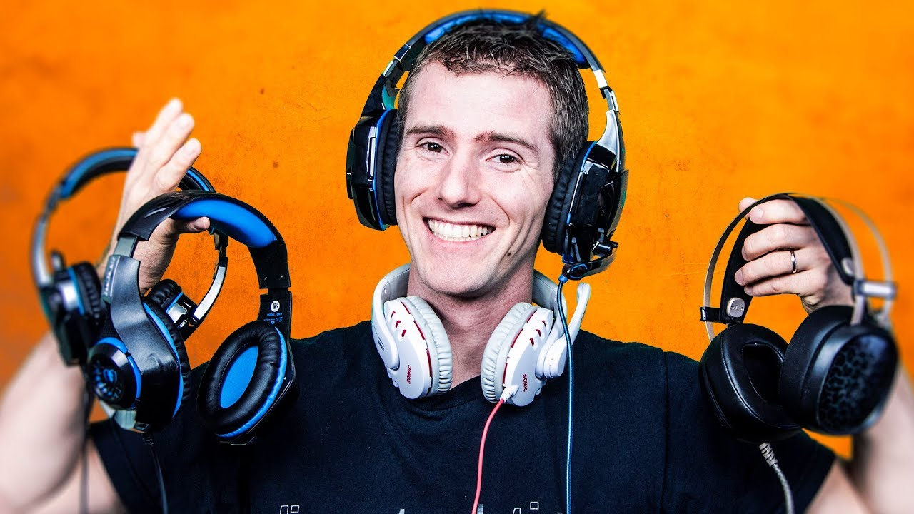 Cheap 25 Gaming Headset Round Up Youtube