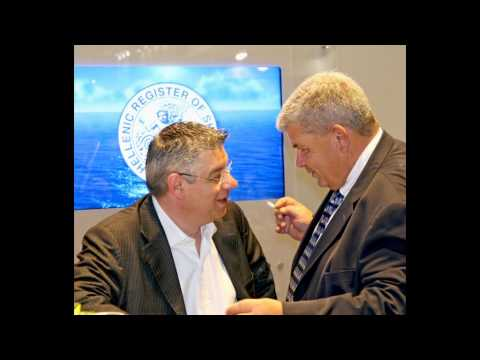 Hellenic Register of Shipping POSIDONIA 2012