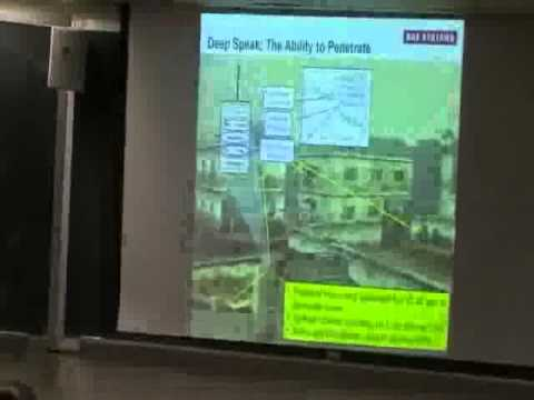 """Brian Turner (BAE Systems) - """"Finding a Solution to Complete Urban Propagation Modeling..."""""""