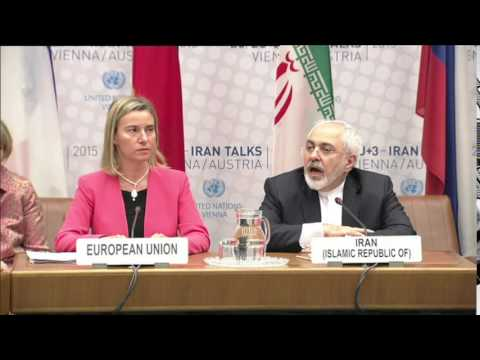 Deal Reached Over Iranian Nuclear Programme in Vienna