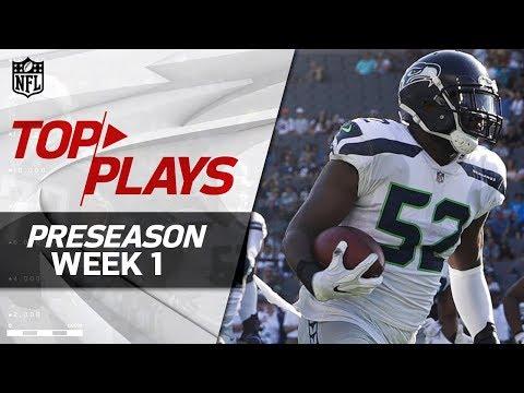 Download Youtube: Best Plays from Preseason Week 1 | NFL Preseason Highlights