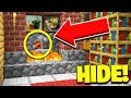 THE GOD SPOT    Hide   Seek with my Little Brother    Minecraft Mods MP3