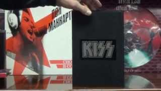 kiss the official kiss boxset collection vinyl and cd part 2