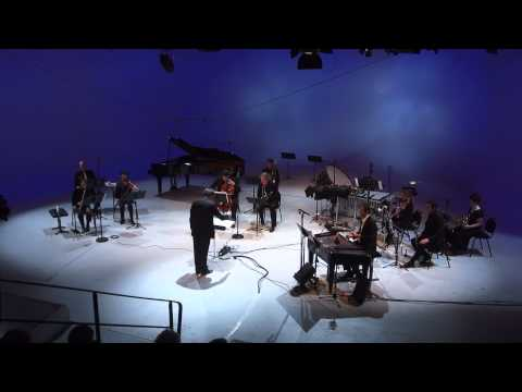 ENSEMBLE LINEA - DAVID HUDRY - TROIS ESQUISSES