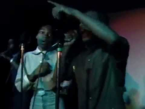 Rare 1980 Footage of Funky Four Plus One,  Live at The Kitchen, NYC