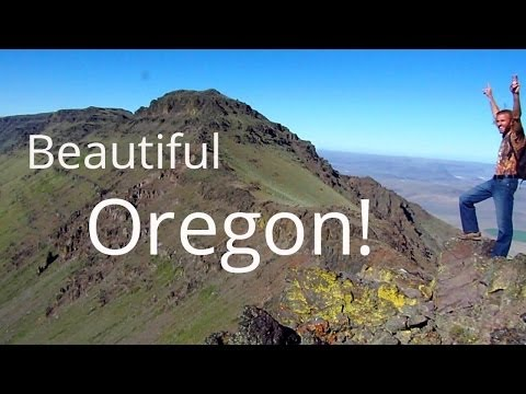 Awesome Oregon Road Trip: Exploring Eastern Oregon