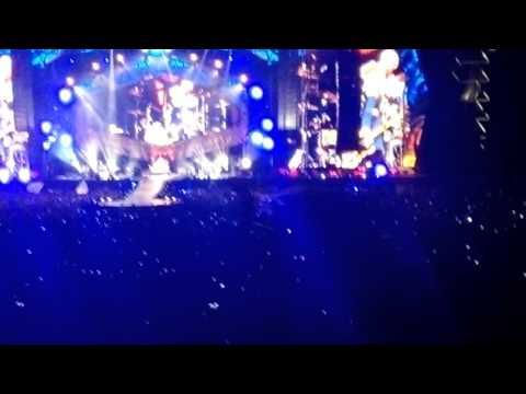 Recital Rolling Stones Argentina 10/02/2016 -Let