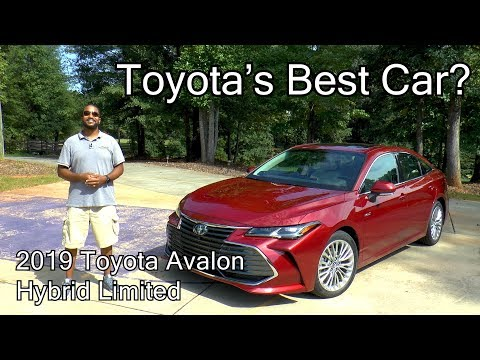 Toyota Avalon Hybrid Limited Review - Is This Toyota&#;s Best Car?