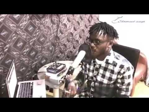 Nigerian singer: Lollipop Lagelu