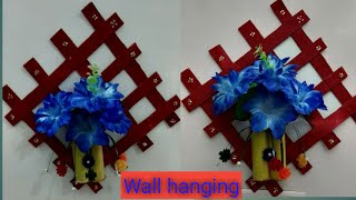 How to make wall hanging# wall decoration