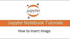 How to insert image and resize in Jupyter notebook : Jupyter Tutorial Series :
