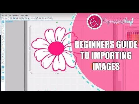 Beginners Guide to Importing Images into Silhouette Studios