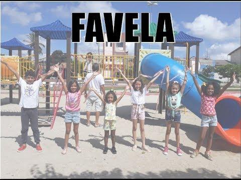 Favela - Alok e Ina Wroldsen - JessicandoCoreografia