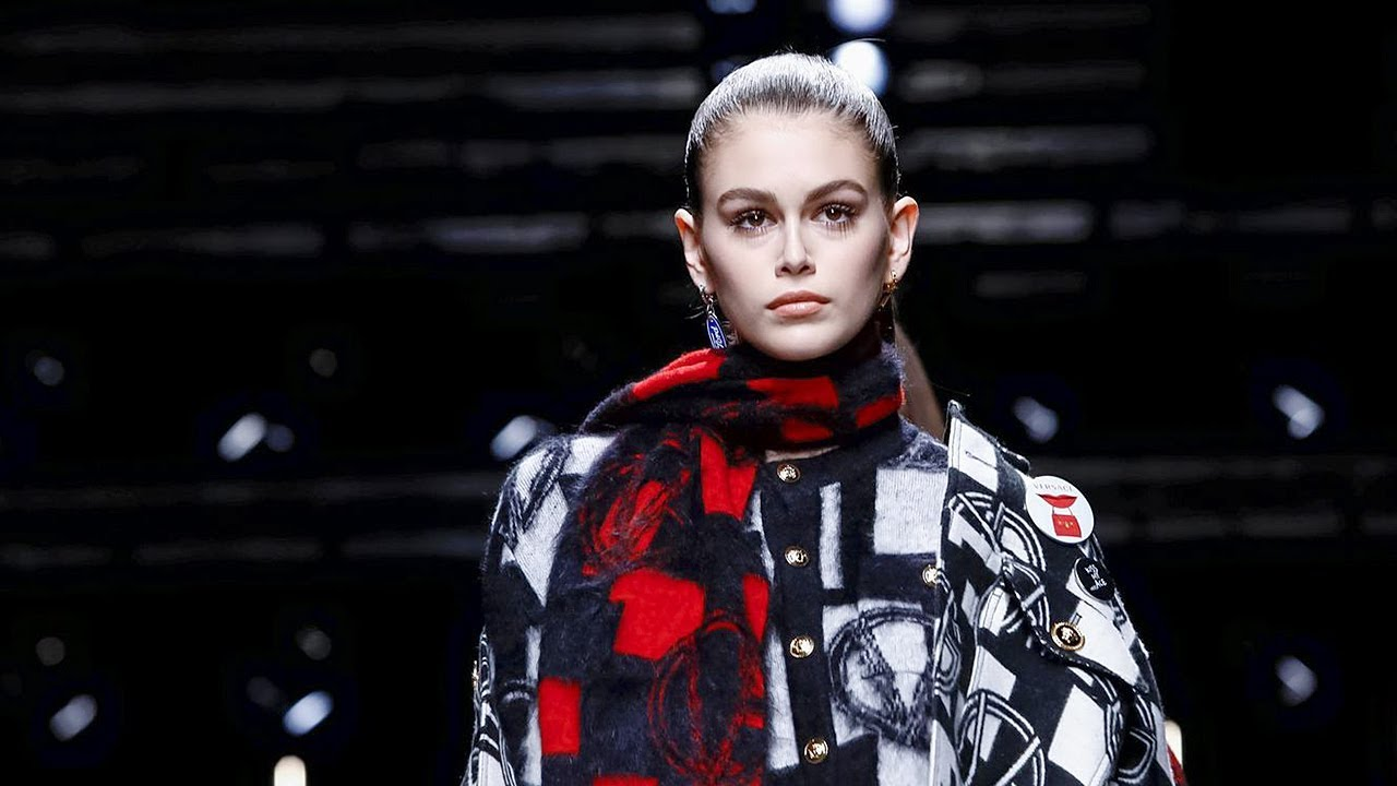 Versace | Fall Winter 2019/2020 Full Fashion Show | Menswear 9