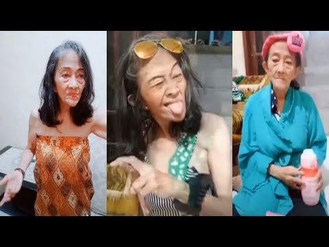 Tik Tok Nenek Nenek Jaman Now_tahan Tawa 3 Menit Yuk!