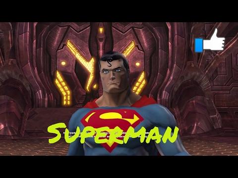 DC Universe Online (Flash)- Taking control of Brainiac