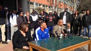 Rainier Beach press conference