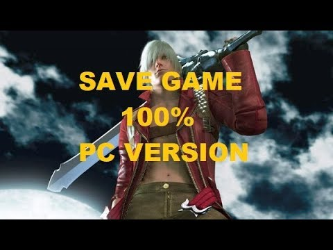 Save file locations :: Devil May Cry 3: Special Edition ...
