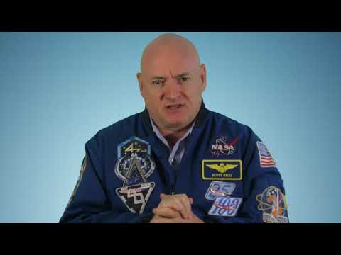 Scott Kelly   San Luis Obispo Classical Academy greeting 1