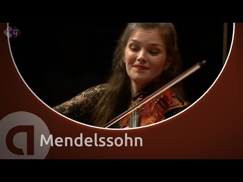 Mendelssohn: Octet In E-flat Major, Op. 20 - Janine Jansen - International Chamber Music Festival HD