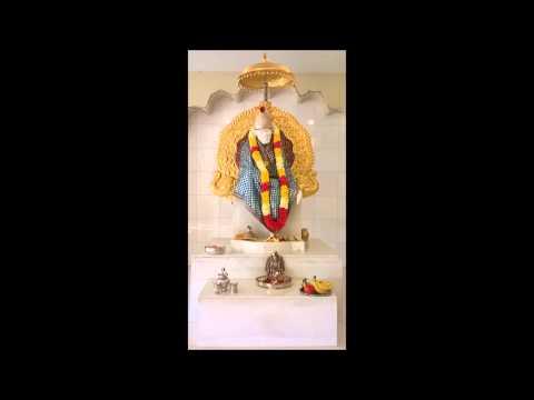 Shirdi Sai Morning Abhishek with Vishnu Sahastranam