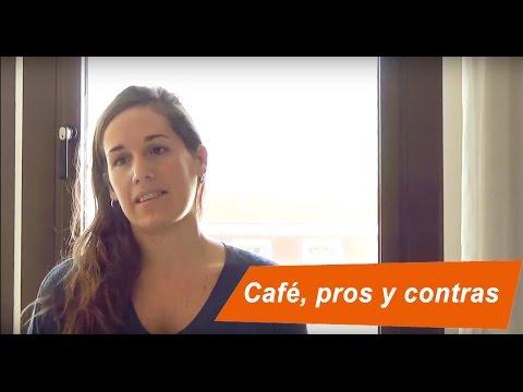 Café, pros y contras