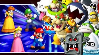 Mario Party 9 - Boss Rush (Master CPU)