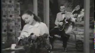 Les Paul & Mary Ford - Vaya Con Dios & Sparkle
