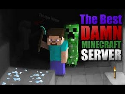 **NEW** BEST MINECRAFT SERVER EVER!!! **CRACKED** Read Description!!!