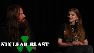 LAMB OF GOD – Will Mark Morton be using a seven string guitar on the new album? (EXCLUSIVE TRAILER)