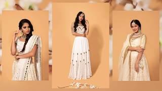Sonam Kapoor Mehendi Ivory Looks