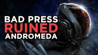 How BAD Press Ruined Mass Effect: Andromeda