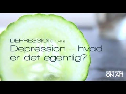 kom ud af en depression