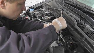 Меняем свечи на 2010 Honda CR-V, пробег 100 т миль / 160 т км