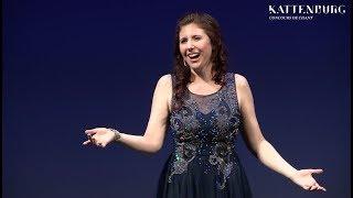 Laura Andres - Bizet - Comme autrefois dans la nuit sombre