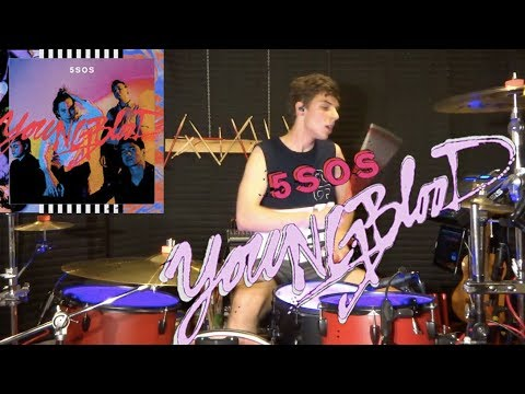Youngblood - 5 Seconds Of Summer - Drum Cover