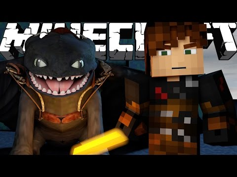 "Minecraft Finale: Part 1 | How To Train Your Dragon ""UNITING ALL THE KINGDOMS!"""